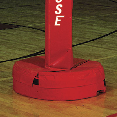 Volleyball Roll-Away Base Pad photo
