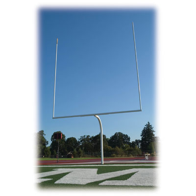 Yellow Paint Goal Post Option