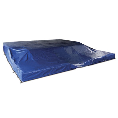 International Pole Vault Pit by Cantabrian - All Weather Cover