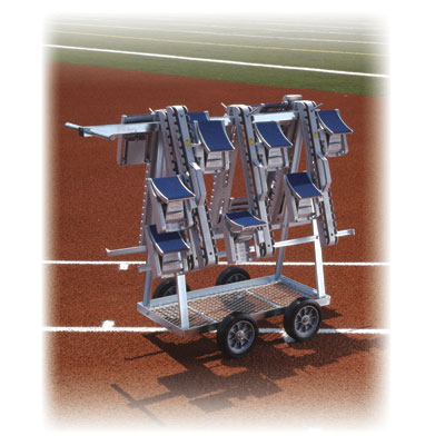 Heavy Duty Starting Block Cart