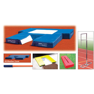 "H.S. Pole Vault Value Package by Cantabrian - 32"" high"