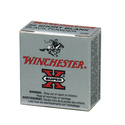 .22 cal. Winchester blanks photo
