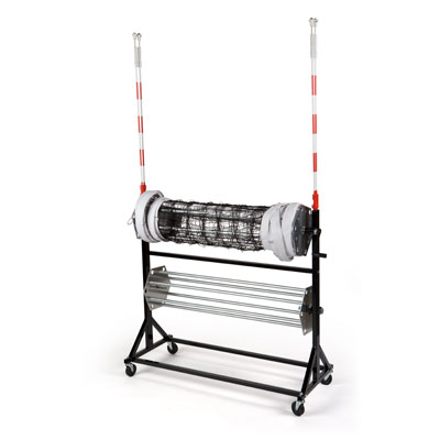 VB Net Winder/Antenna Cart photo