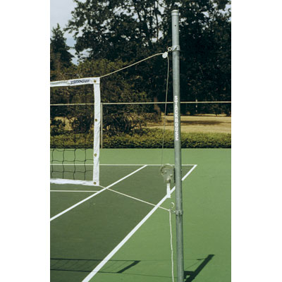 Outdoor Steel Volleyball System
