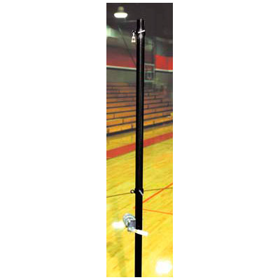 "2 3/8"" Indoor Game End Standard with winch (ea.) photo"