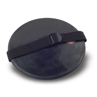 Rubber Discus with Strap photo